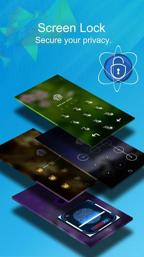 CM Locker-AppLock, Lock screen for Samsung Galaxy J3 (6