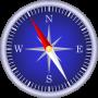 icon Kompas en GPS