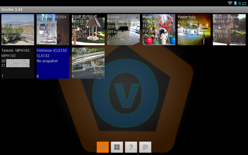 Free download ONVIF IP Camera Monitor APK for Android