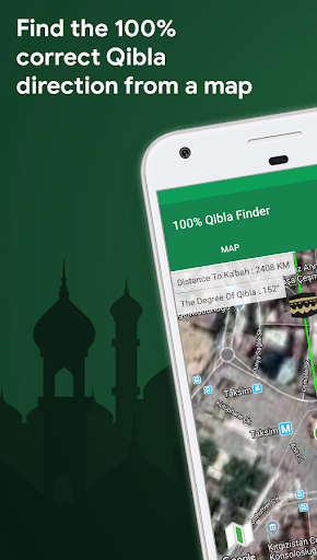100% Qibla Finder for Samsung Galaxy J5 - free download APK file for on