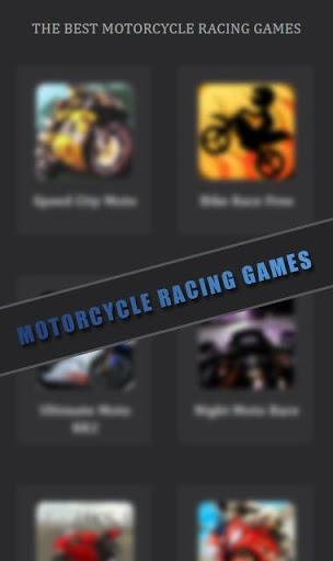 Best motorcycle racing games