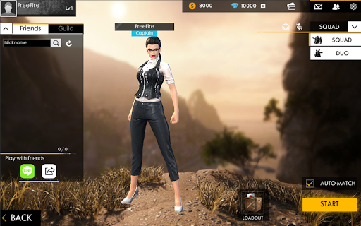 Free Download Free Fire Battlegrounds Apk For Android