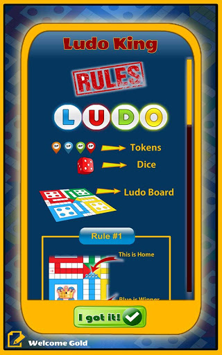 Ludo King™ for Samsung Galaxy Ace S5830 - free download APK