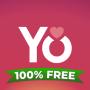 icon YoCutie - 100% Free Dating App - Flirt, Chat, Meet