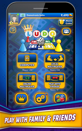 Ludo King™ for Samsung Galaxy Y Duos S6102 - free download APK file