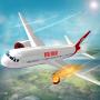 icon Airplane Flight Airport Rescue