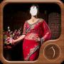 icon Indian Bridal Photo Montage