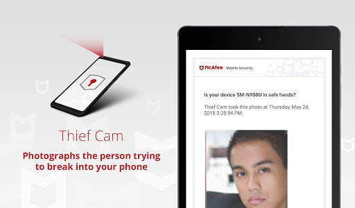 McAfee Mobile Security for Infinix Hot 4 Pro - free download APK