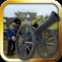 icon Gettysburg Cannon Battle USA