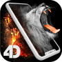 icon 4D Live Wallpapers--Animated AMOLED 3D Backgrounds