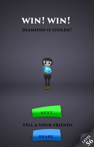 Steal Diamond