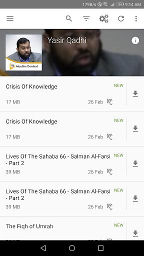 Multi Speaker Islamic Audio