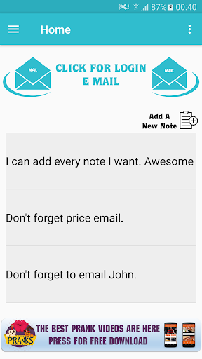 Free download Mail for Outlook APK for Android