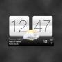 icon Sense V2 flip clock