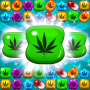 icon Weed Crush - match ganja candy