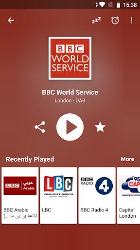 Radio FM UK for Samsung Galaxy S4 zoom - free download APK