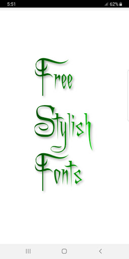 Stylish Fonts for tecno Spark 2 - free download APK file for