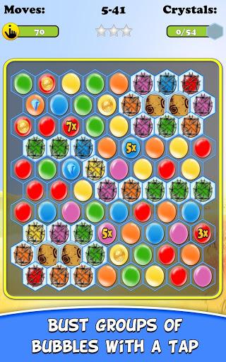 Bubble Buster Quest