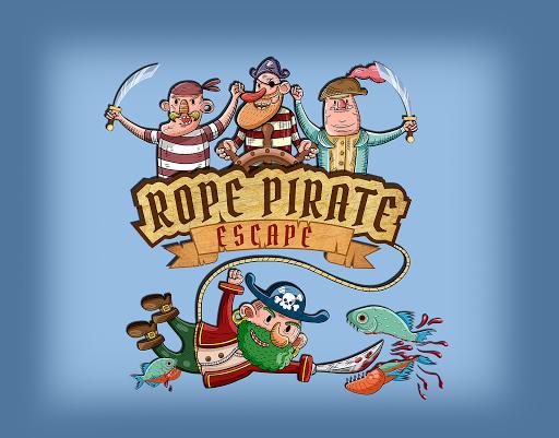 Rope Pirate Escape