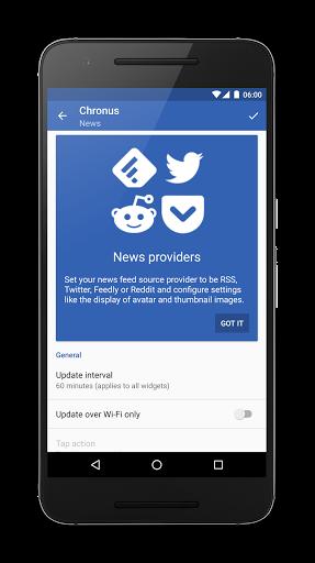 Chronus: Home & Lock Widgets for Samsung Galaxy J2 Ace - free