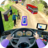 icon Modern Bus Drive Parking 3D 2.45