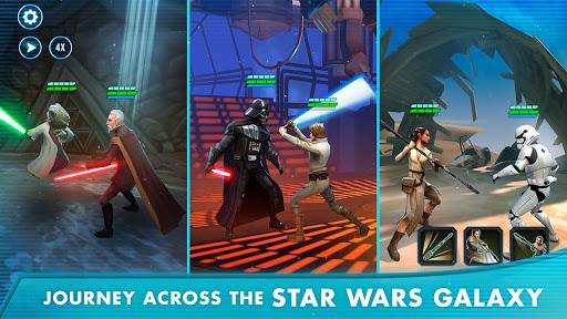Star Wars™: Galaxy of Heroes for Huawei P10 Lite - free download APK