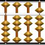 icon Japanese Abacus SOROBAN