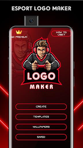 Logo Esport Maker   Create Gaming Logo Maker, Lite