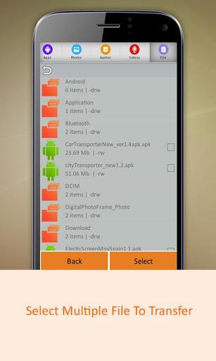 WiFi Transfer for ZTE Nubia Z17 Lite - free download APK file for