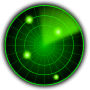 icon Real Police Radar Scanner for Huawei Mate 9 Pro