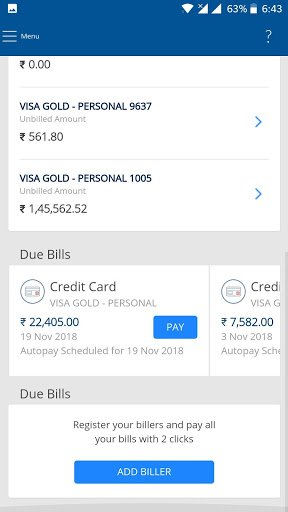 Free download HDFC Bank MobileBanking APK for Android