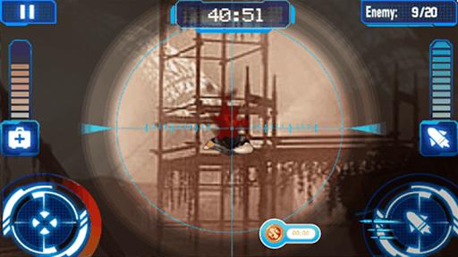 Sniper Hero - Death War