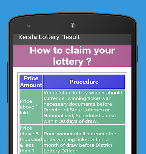Free download Kerala Lottery Results APK for Android