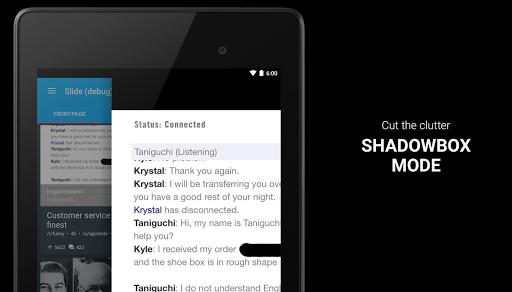 Free download Slide for Reddit APK for Android