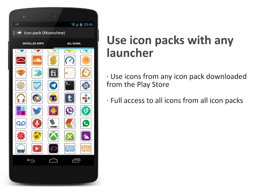 Awesome icons for Lenovo Vibe K4 Note - free download APK