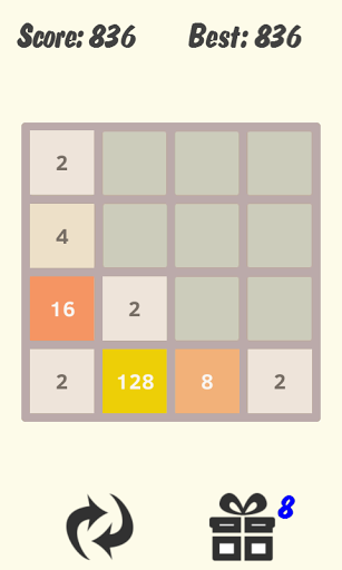 2048 with mPLUS ( mPOINTS )