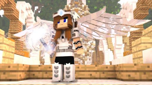 Angel Skins for Minecraft PE