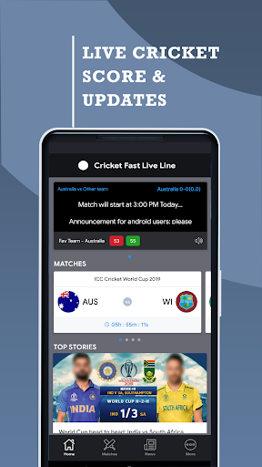 Cricket Fast Live Line 2017