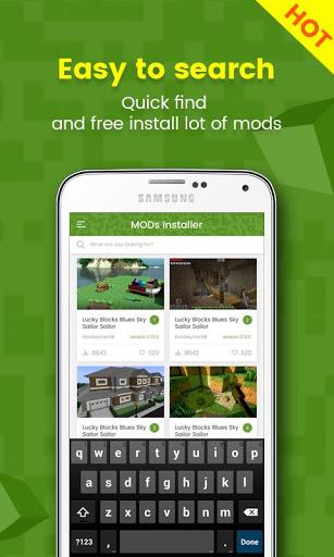 Mods Installer for MinecraftPE