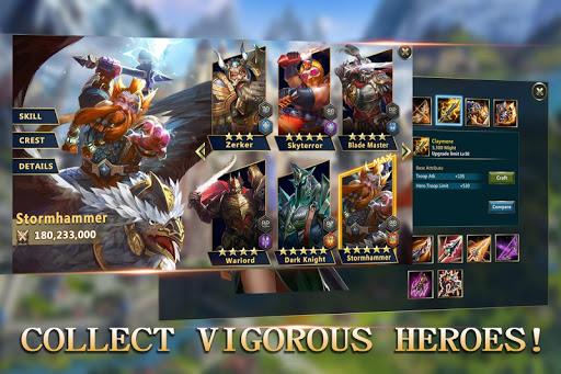 Kingdoms Mobile - Total Clash