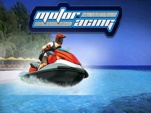 Water Motorcycle 3D