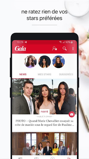 Gala celebrity news
