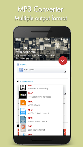 MP3 Converter for Oppo A37 - free download APK file for A37