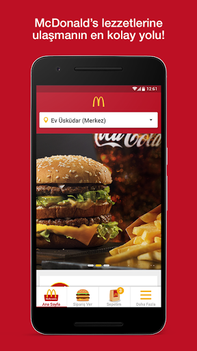 McDonalds Turkey