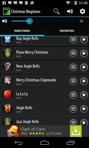 Christmas Ringtones