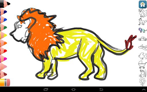 Toddler Drawing & Coloring