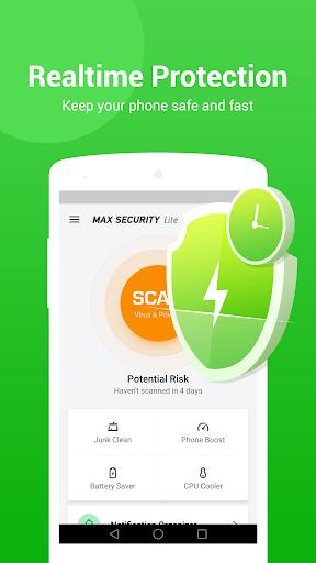 Virus Cleaner - Antivirus, Booster (MAX Security) for Lenovo K6