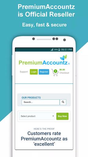 Free download Premium key, Premium account APK for Android