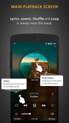 Stellio Music Player for LG V20 - free download APK file for V20