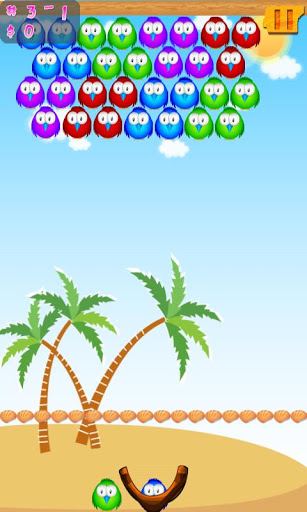 Bubble Birds (Bubble Shooter)